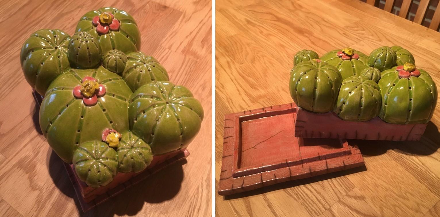 Beurrier cactus