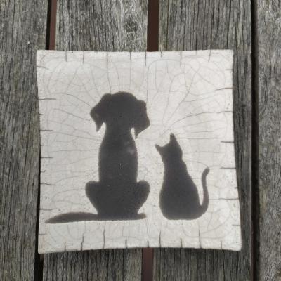 Coupelle Chien et Chat