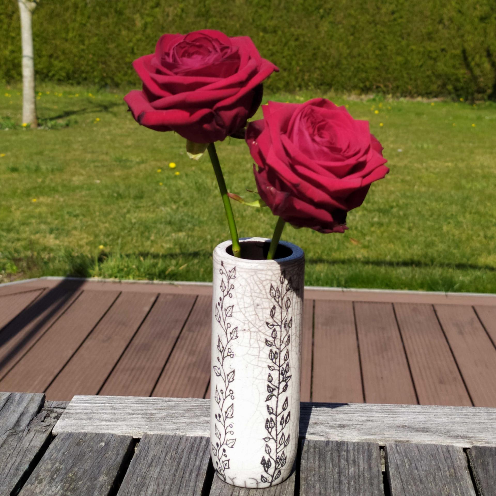 Vase petit tube branche3
