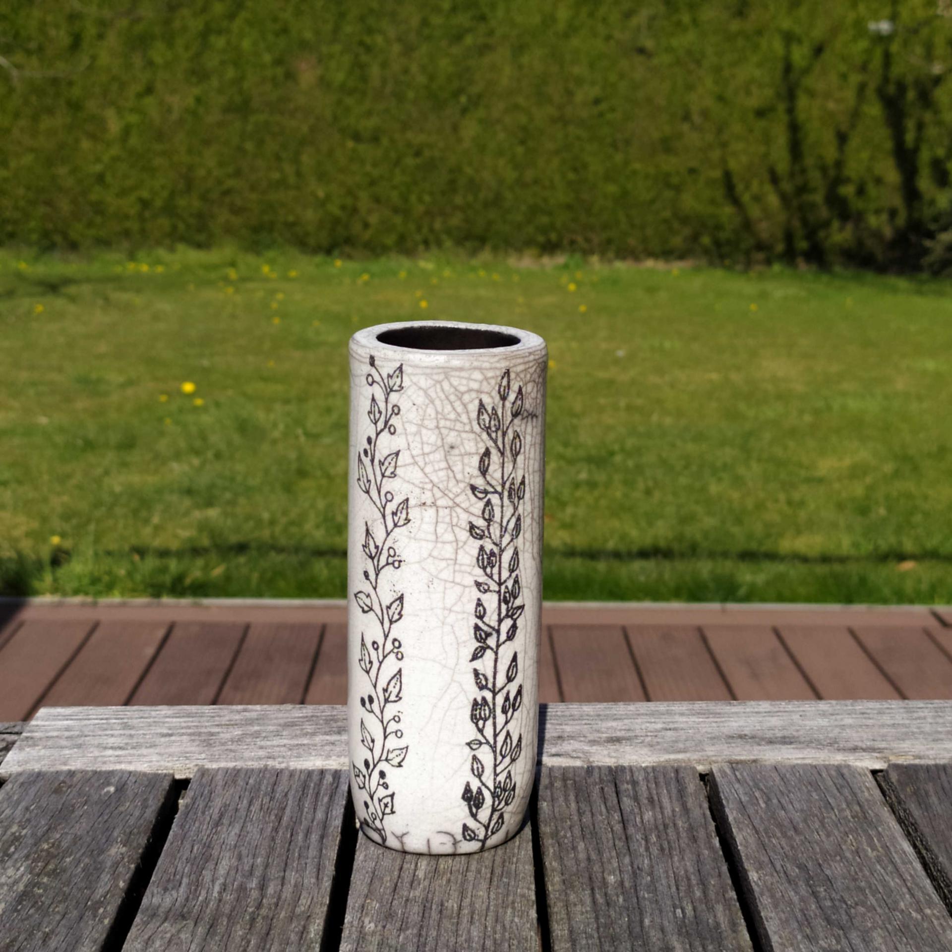 Vase petit tube branche4