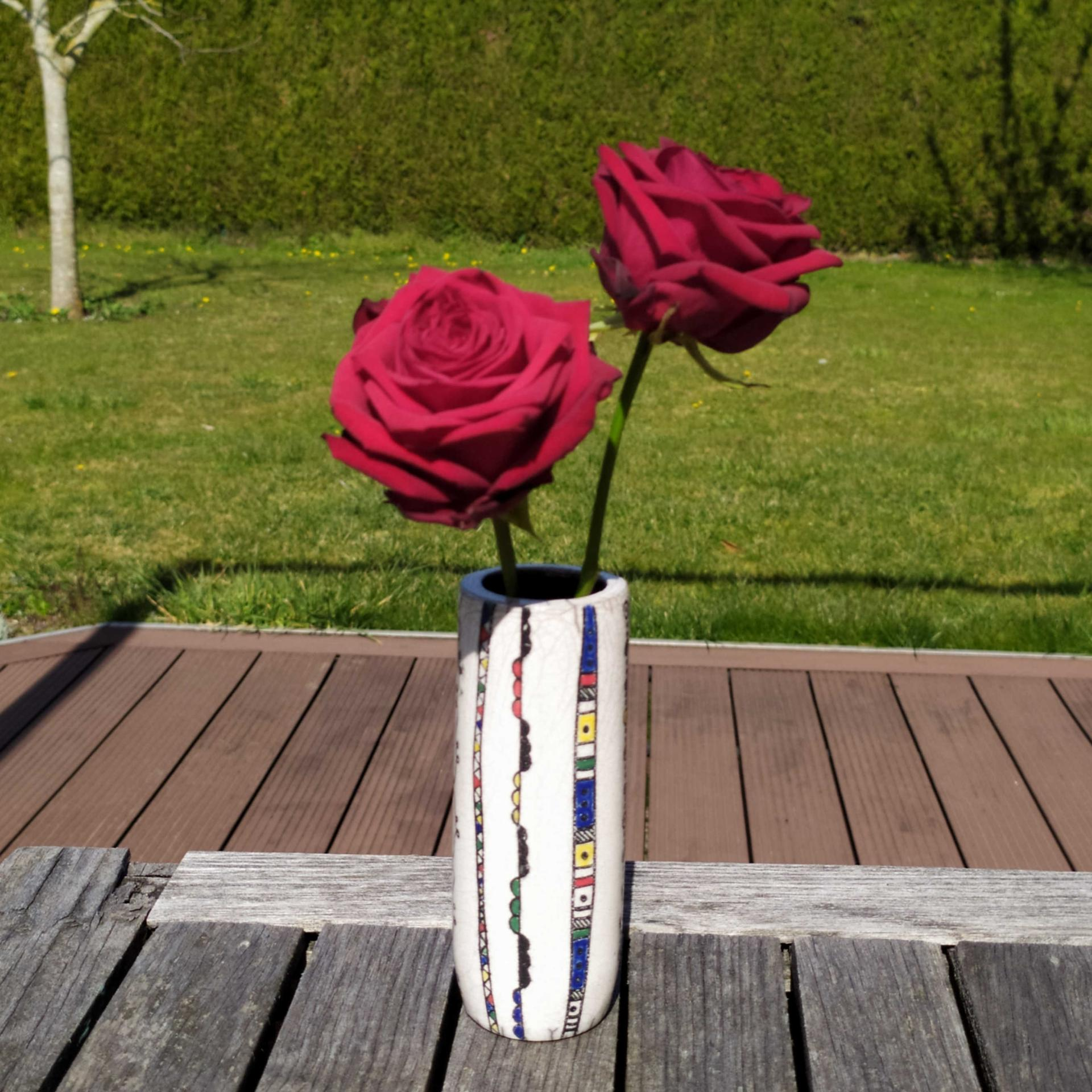 Vase petit tube ethnic3