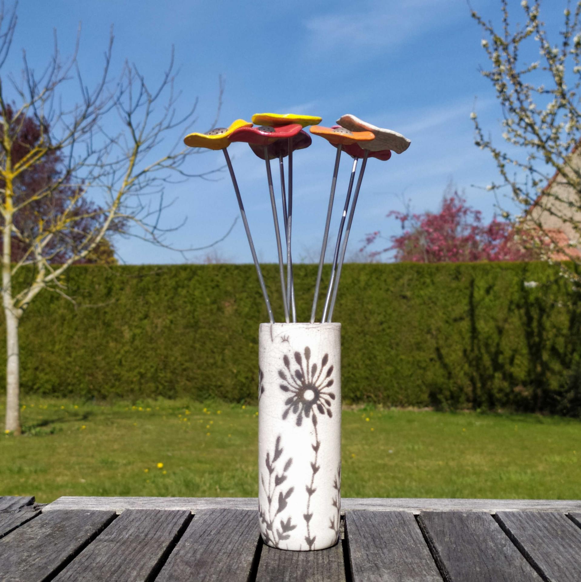Vase petit tube hf trans6