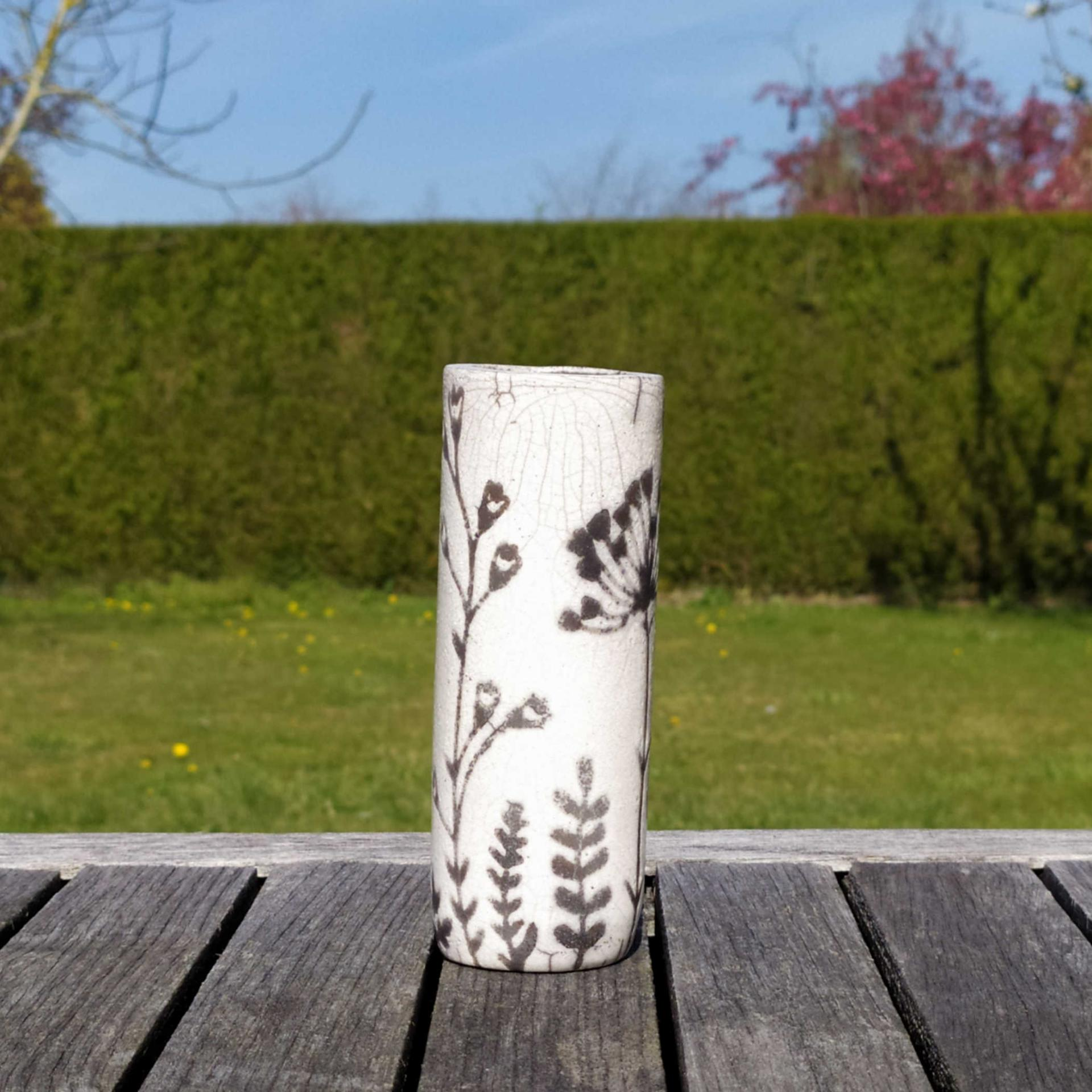 Vase petit tube hf trans8