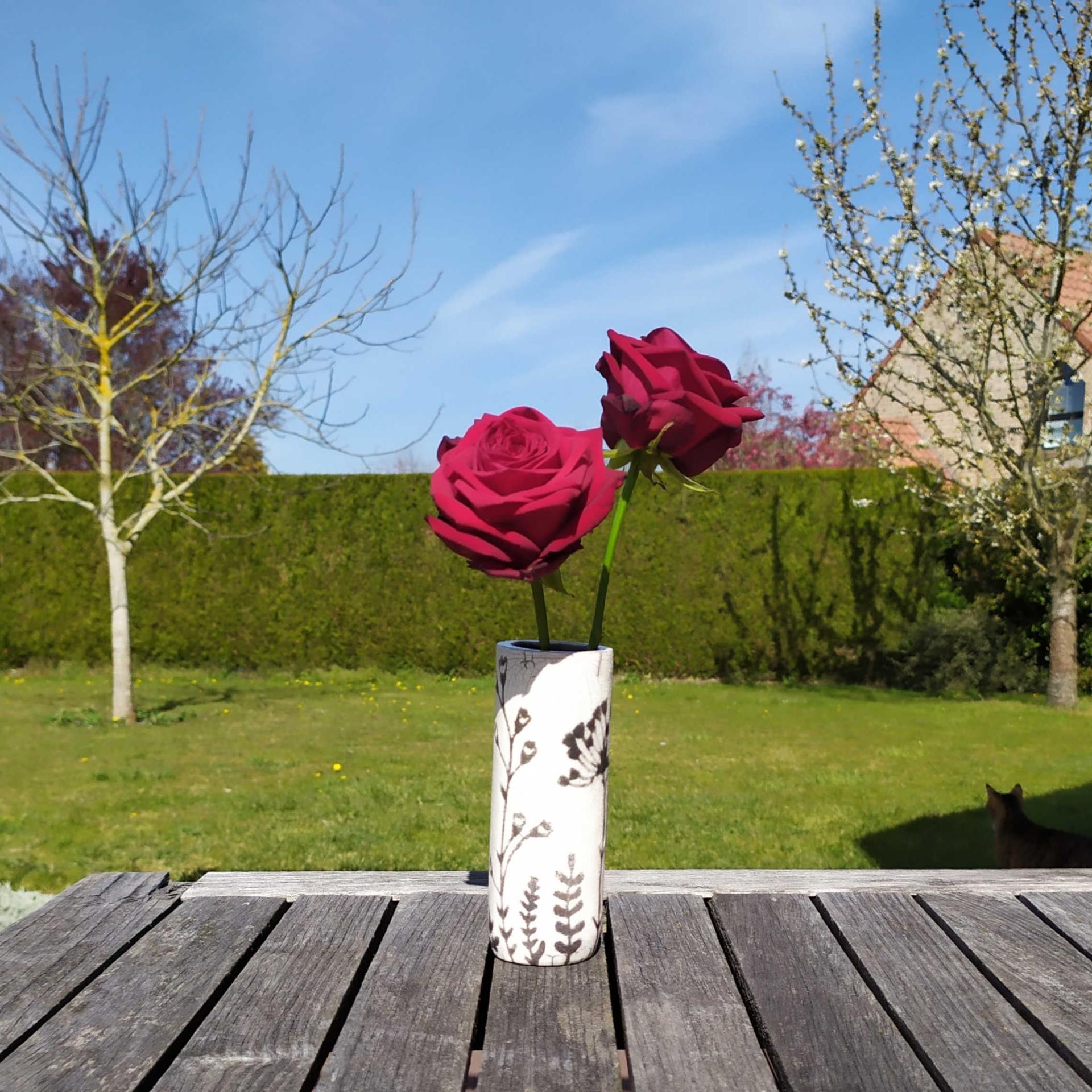 Vase petit tube hf trans9